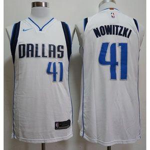 Dallas Mavericks Dirk Nowitzki Jersey (4)